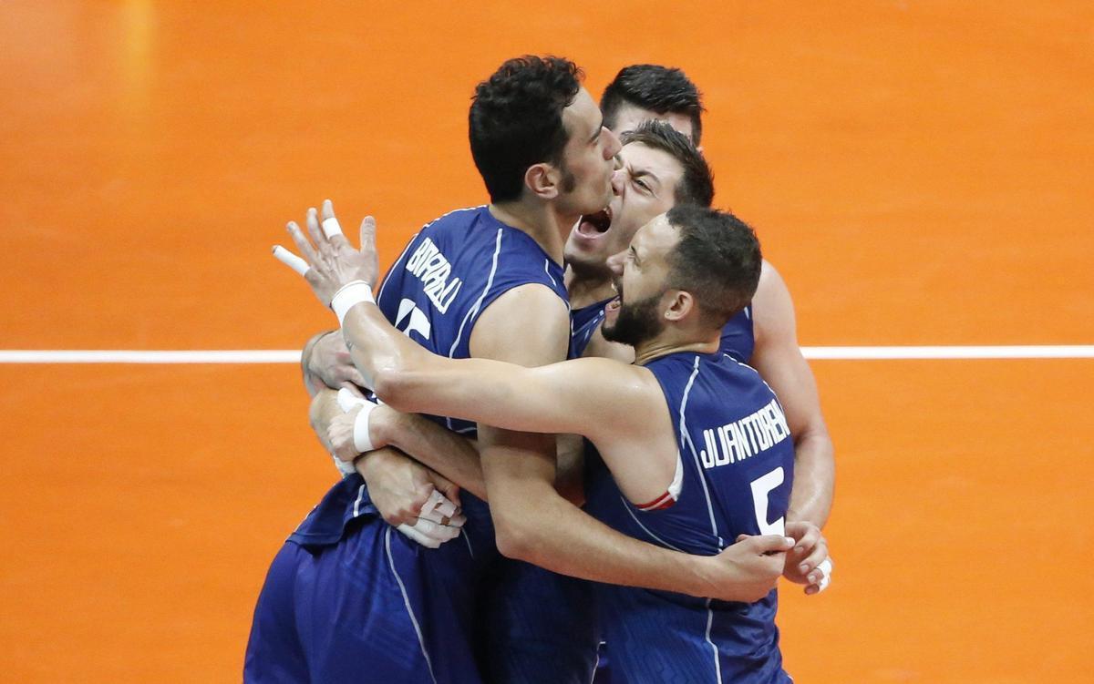 Italia da urlo, è finale: Usa ko, 26esima medaglia azzurra